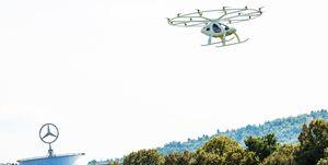 Volocopter vuelo Europa