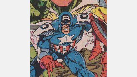mejores trajes de capitán america en cine y comic