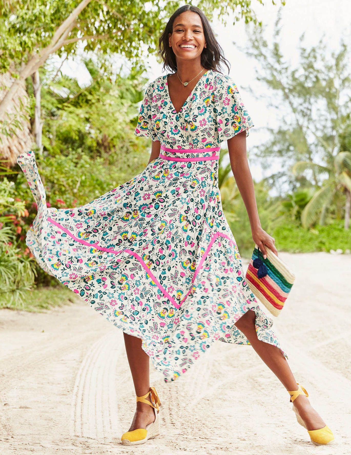 boden summer dress