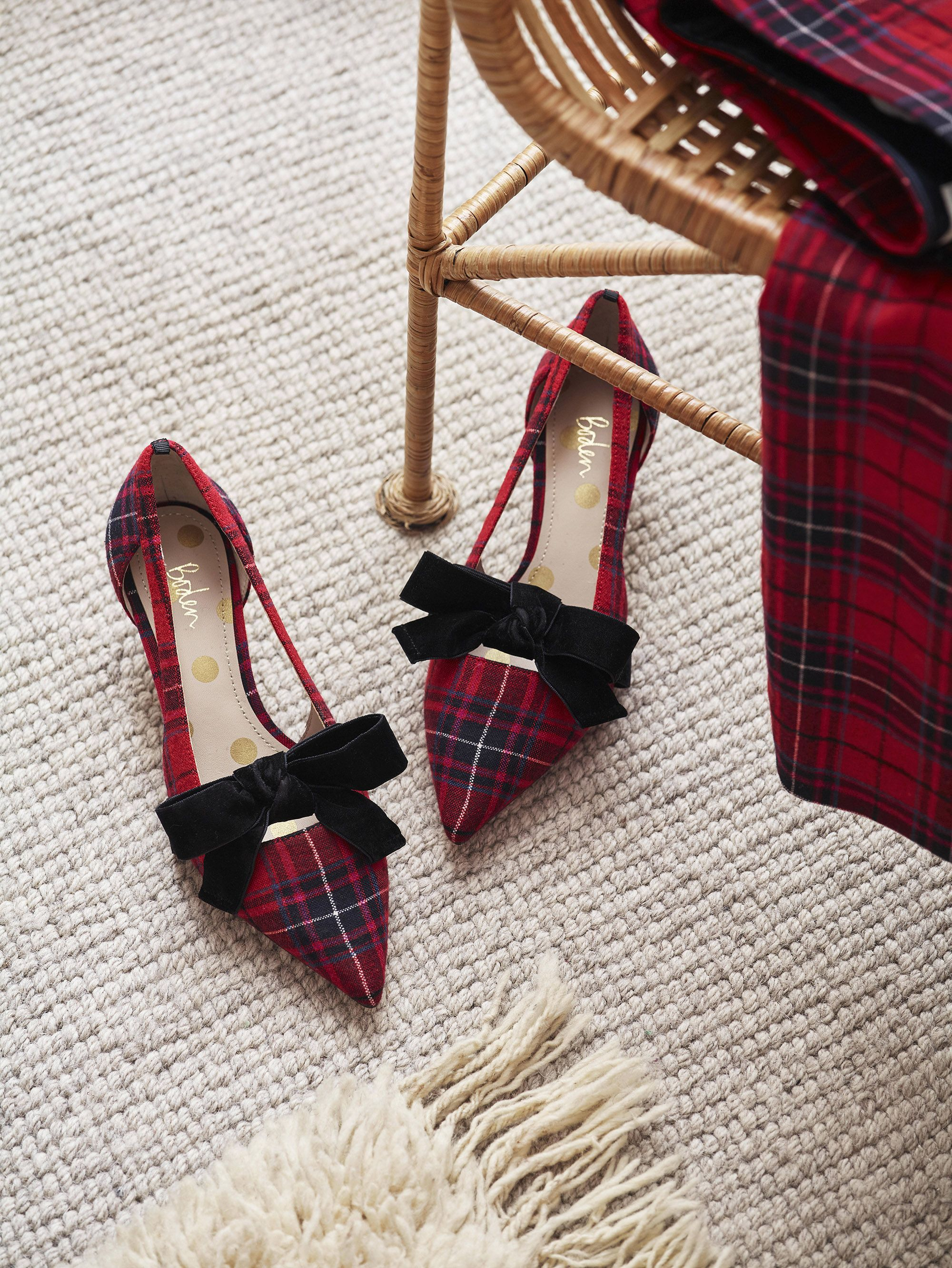 These stylish Boden shoes are perfect for party season