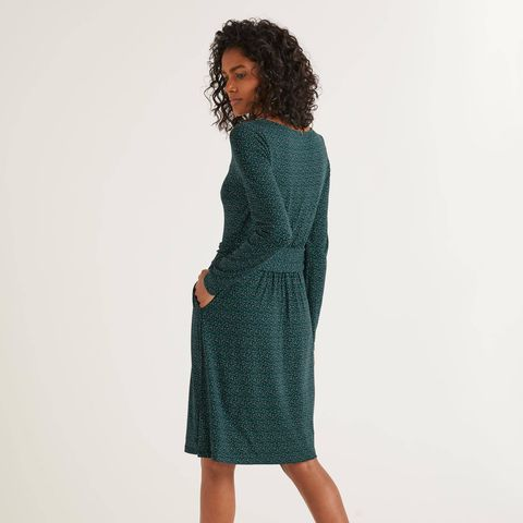 We're in love with this elegant Boden dress