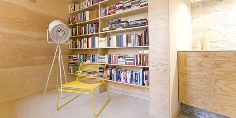 Wood, Shelf, Room, Interior design, Bookcase, Floor, Shelving, Wall, Flooring, Ceiling,