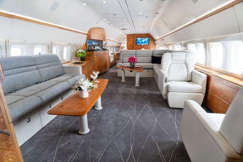 jet edge, boeing business jet, joe biden's inauguration, private aviation