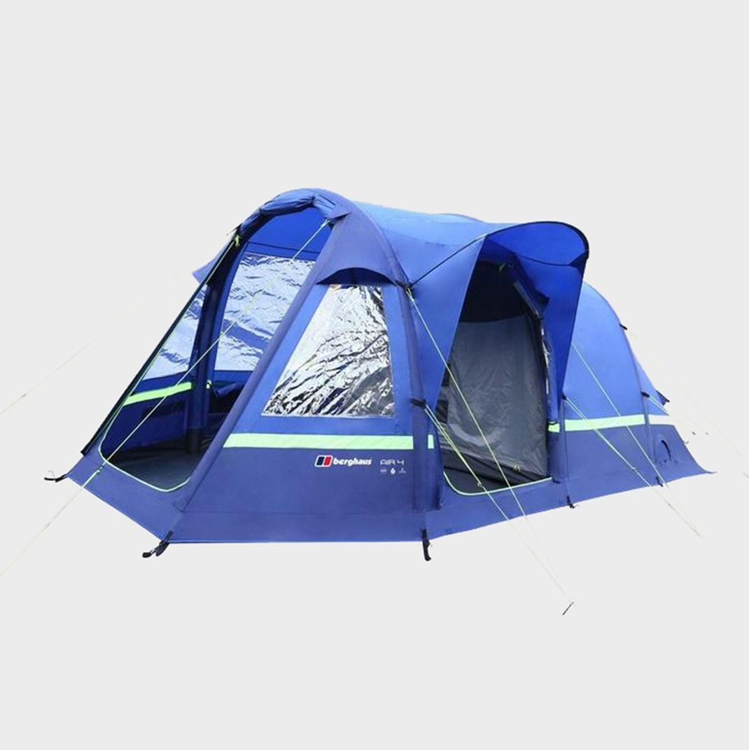 best family tents: berghaus