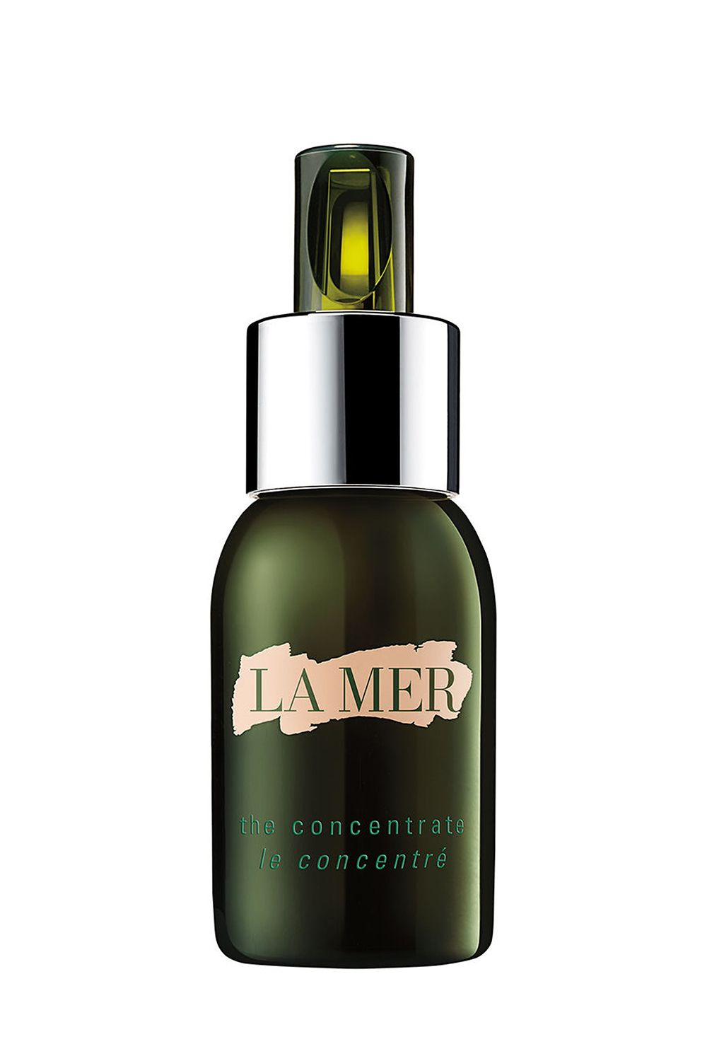 This Miracle Spot Treatment La Mer The Concentrate, $370 SHOP IT I'm convinced this stuff puts some sort of good spell on my skin. Any time I see a pimple brewing, I let this miracle broth-infused treatment marinate on the spot, and I visibly see my breakout disappear.