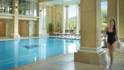 Best hotels in the UK: Chewton Glen
