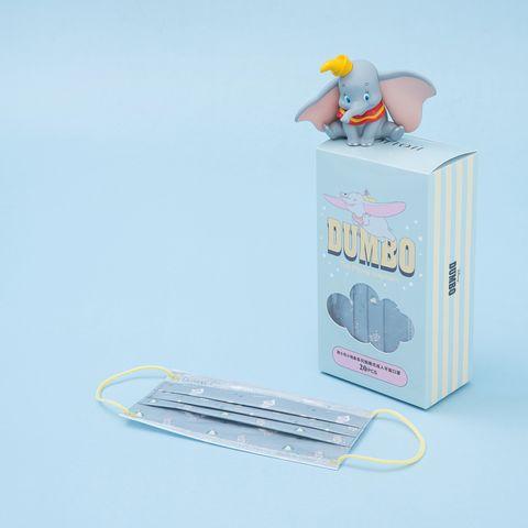 迪士尼粉必搶「小飛象口罩」!全台首間迪士尼口罩專賣店,把療癒的dumbo口罩帶回家