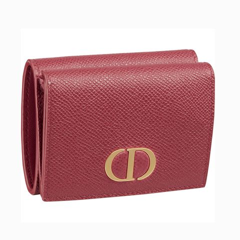 Red, Logo, Carmine, Rectangle, Maroon, Symbol, Material property, Wallet, Coquelicot, Square,