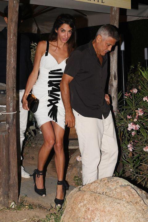 dfa0d6b38b4b Amal Clooney Channeled Her Royal Wedding Look and Rocked Yellow Again