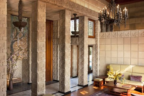 Ennis House Los Angeles