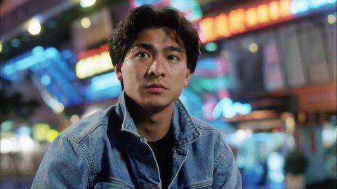 1981年很平凡的一天,我們認識了注定不平凡的劉德華。