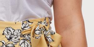 H&M falda talla grande