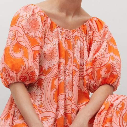 mango vestido tendencia