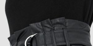 Stradivarius pantalones paperbag