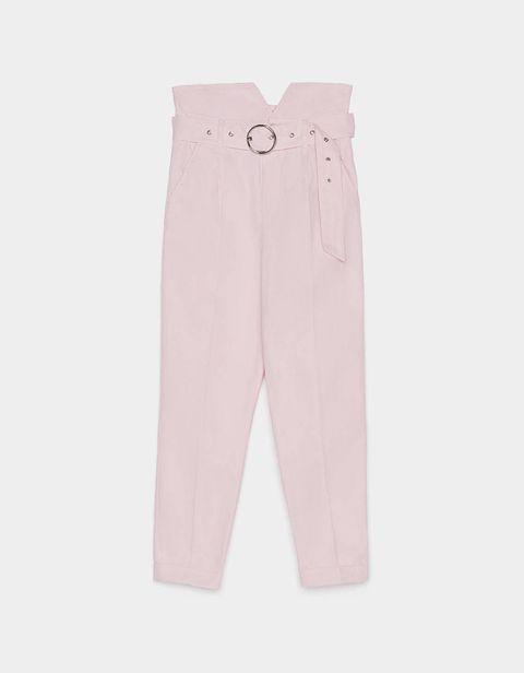 El Pantalon De Bershka Que Lleva Incorporado Un Truco De Toda La Vida De Las Bajitas