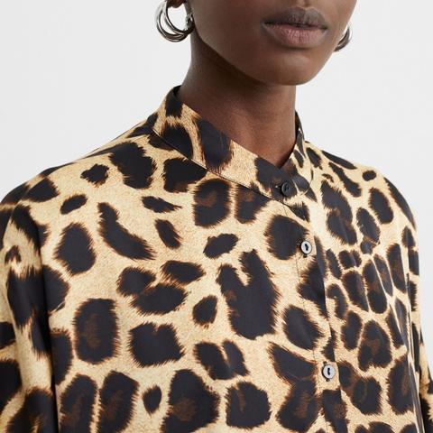 Parfois vestido leopardo