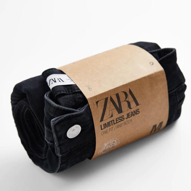 Los Nuevos Vaqueros De Zara Que Hacen Tipazo Se Venden Enrollados