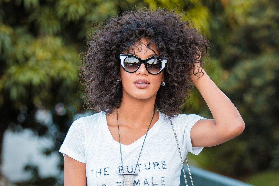 Why Using a Diffuser Is the Best Thing You Can Do for Curly Hair