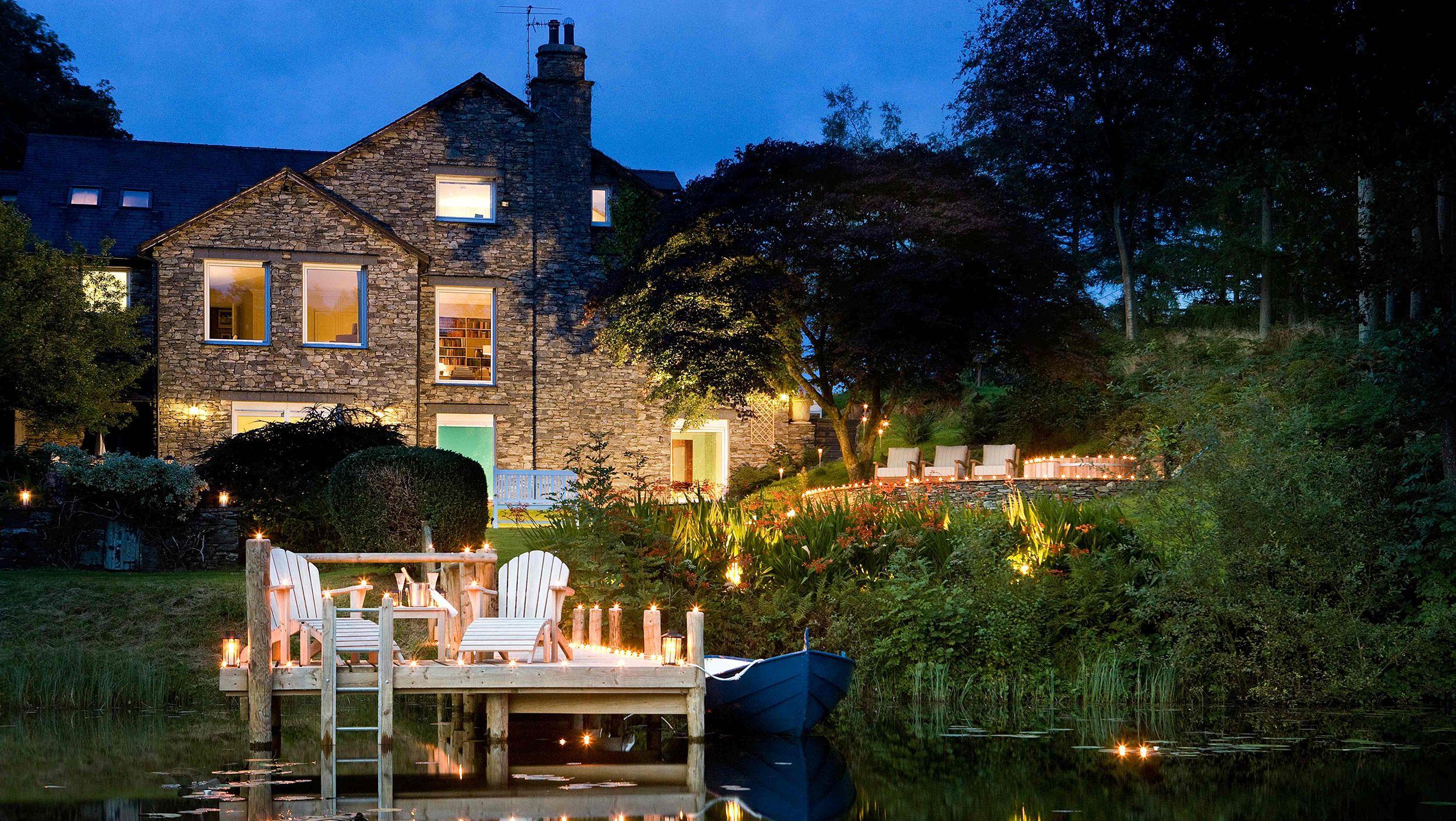 Best UK hotels: Gilpin Hotel & Lake House