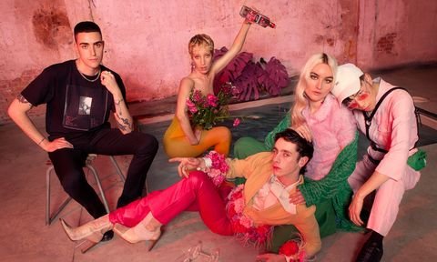 The Pink Generation