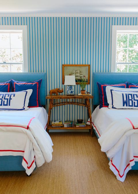 31 Sophisticated Boys' Room Ideas - How to Decorate a Boys' Bedroom