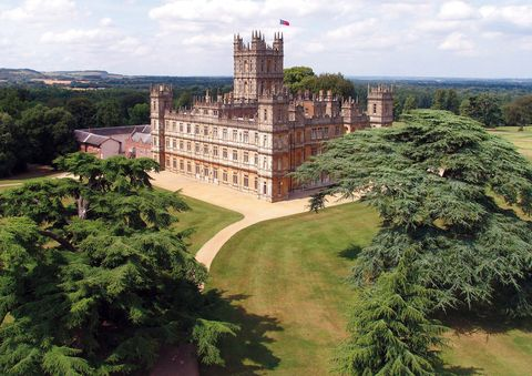 Experience the real-life Downton Abbey and its musical delights