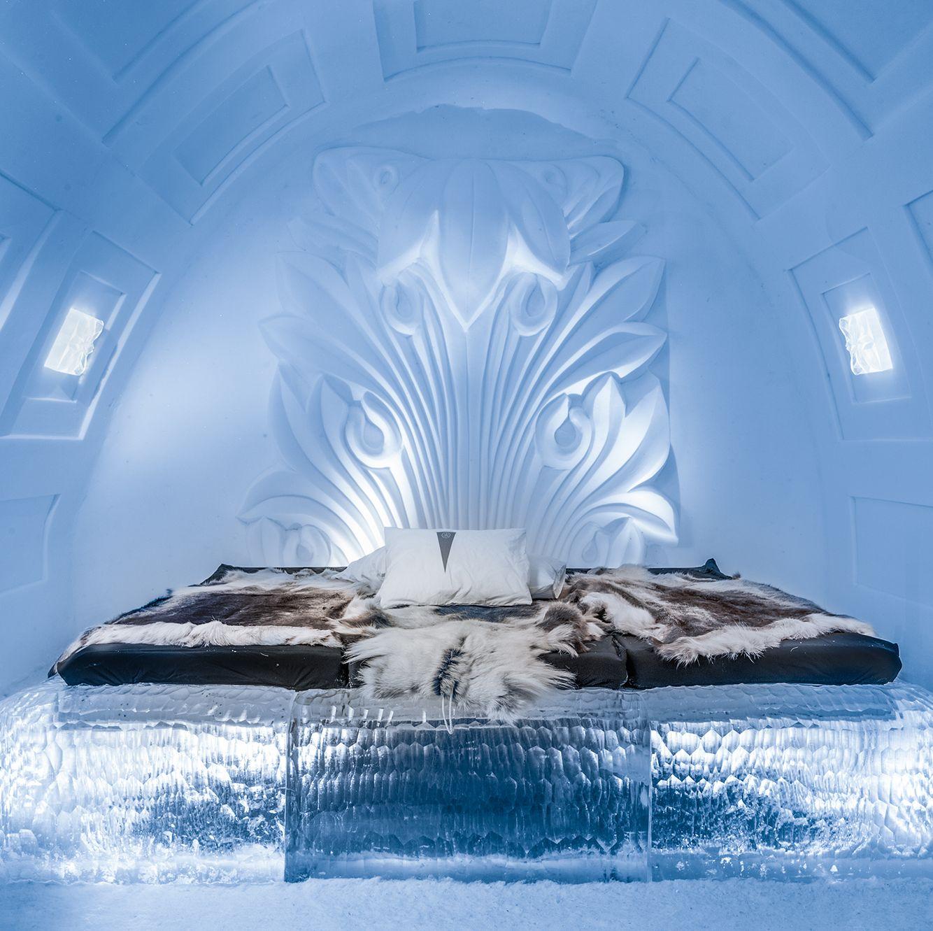 2020 holidays: Icehotel Sweden