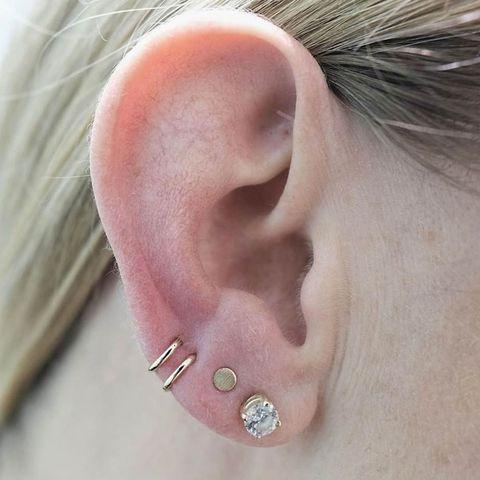 1. 耳垂款