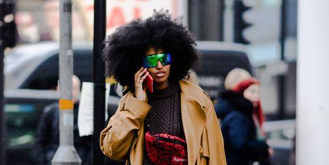 Street fashion, White, Clothing, Fashion, Yellow, Snapshot, Street, Standing, Outerwear, Infrastructure,