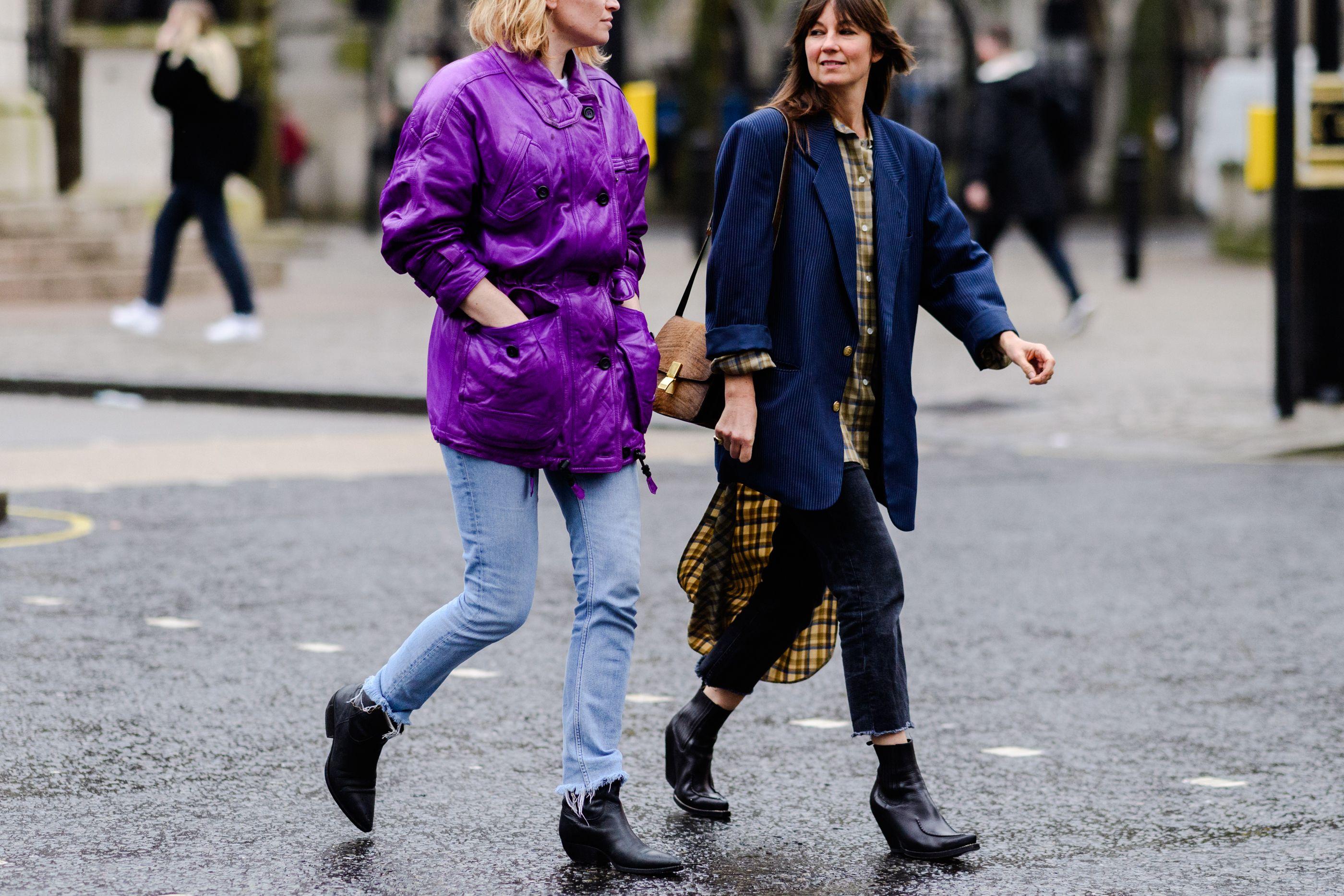 Street london style