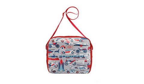 Cath Kidston Things That Go Fast Kids Lunch Bag