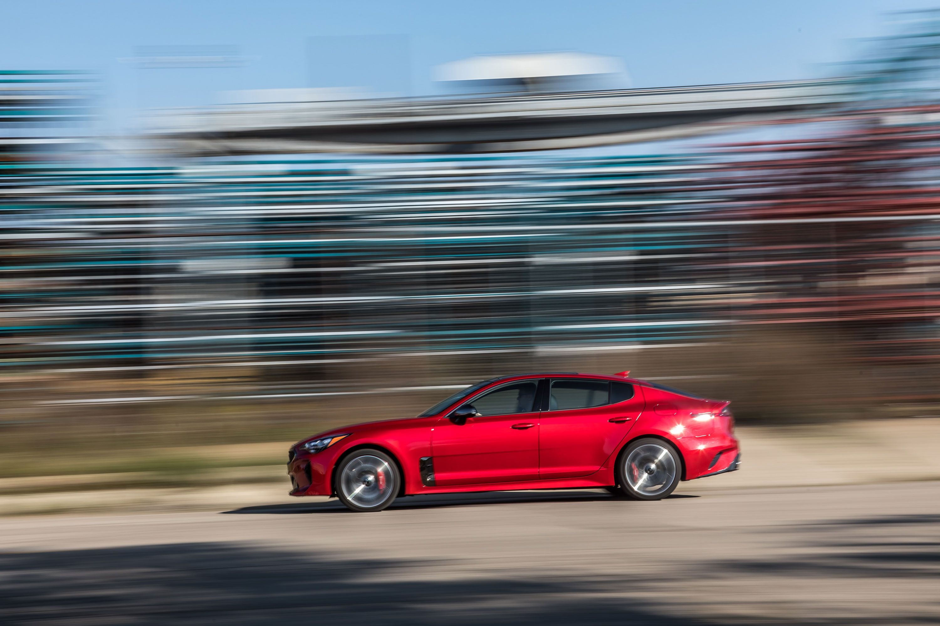 Kia Performance Center >> 2018 Kia Stinger Gt By The Numbers