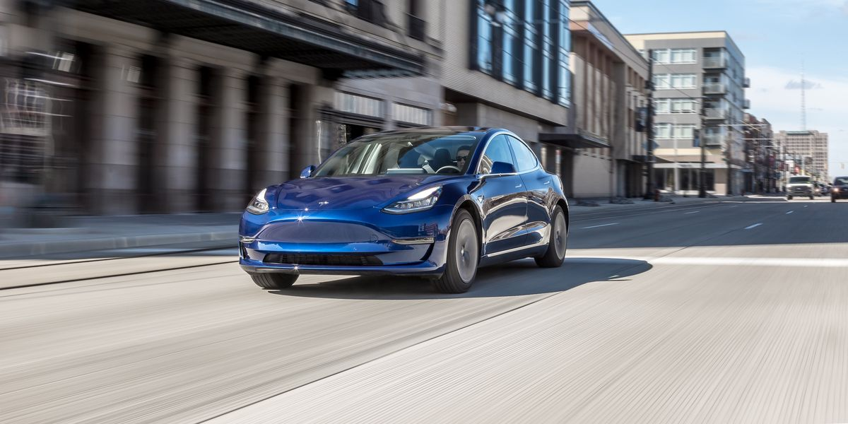 2019 Tesla Model 3 Review, Pricing, and Specs