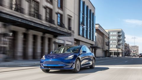 New Telsa Evs Models And Prices Car And Driver