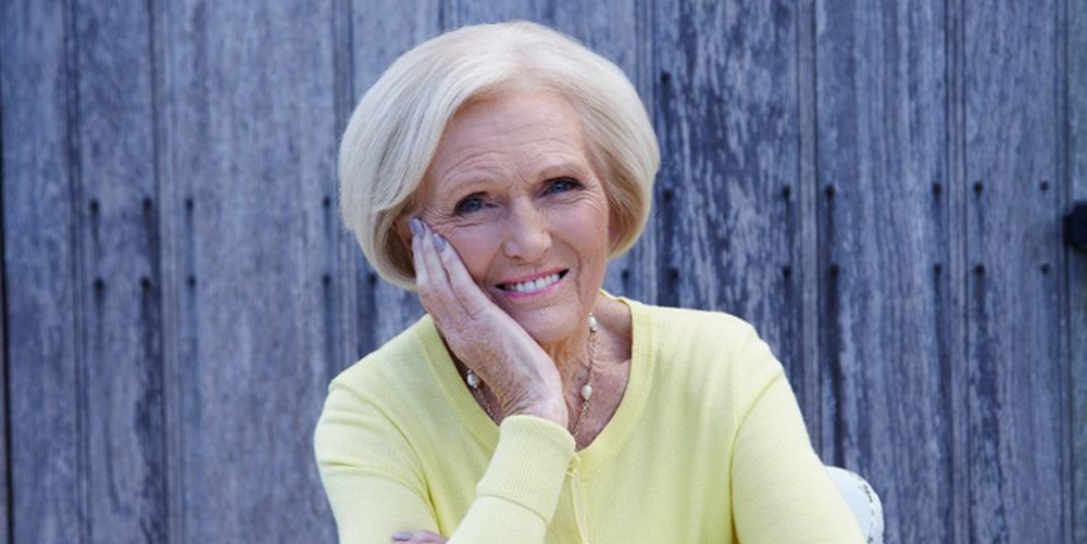 Celebrity themed cruises: Mary Berry