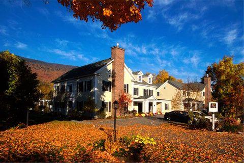 20 Romantic Getaways In New England Best New England Weekend Getaways