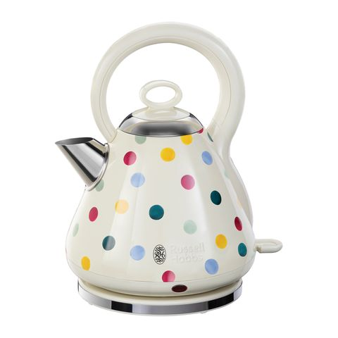 Emma Bridgewater partners with Russell Hobbs to create stunning kettles and toasters