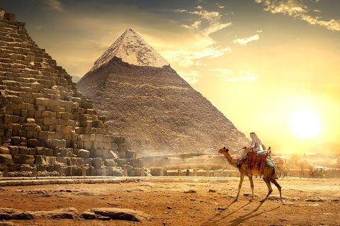 Egypt pyramid facts