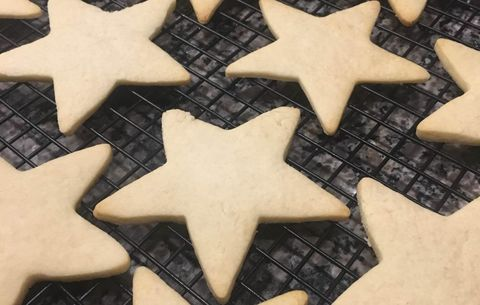 Sugar cookies with all purpose flour
