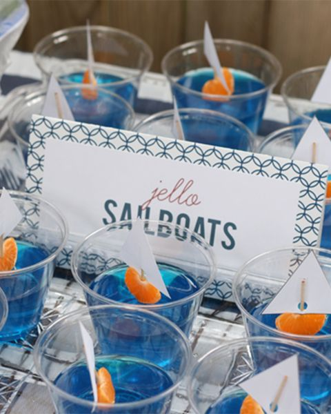 16 Best Nautical Baby Shower Ideas Sailor Themed Shower Decorations
