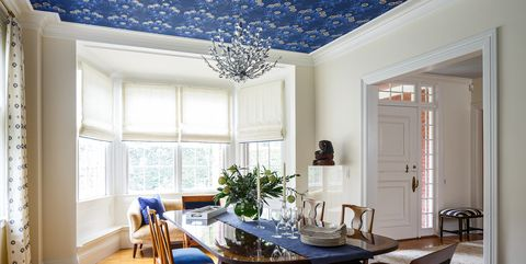 Best Wallpaper Ceiling Ideas Ceilings With Wallpaper