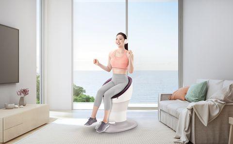 OSIM居家核心鍛鍊神器,OSIM,子瑜腰,瘦腰,塑身,塑身器材