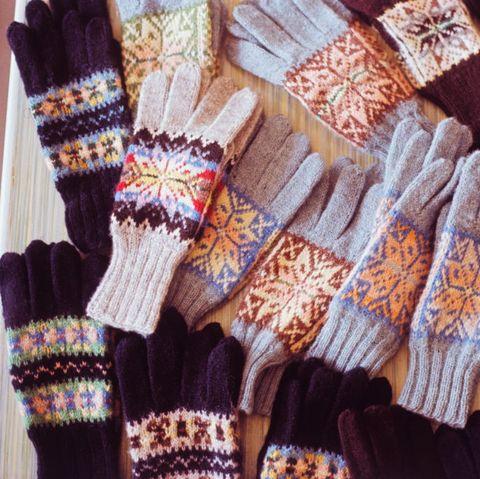 shetland isles knitting