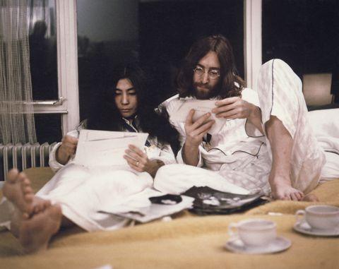 Lennon In Amsterdam