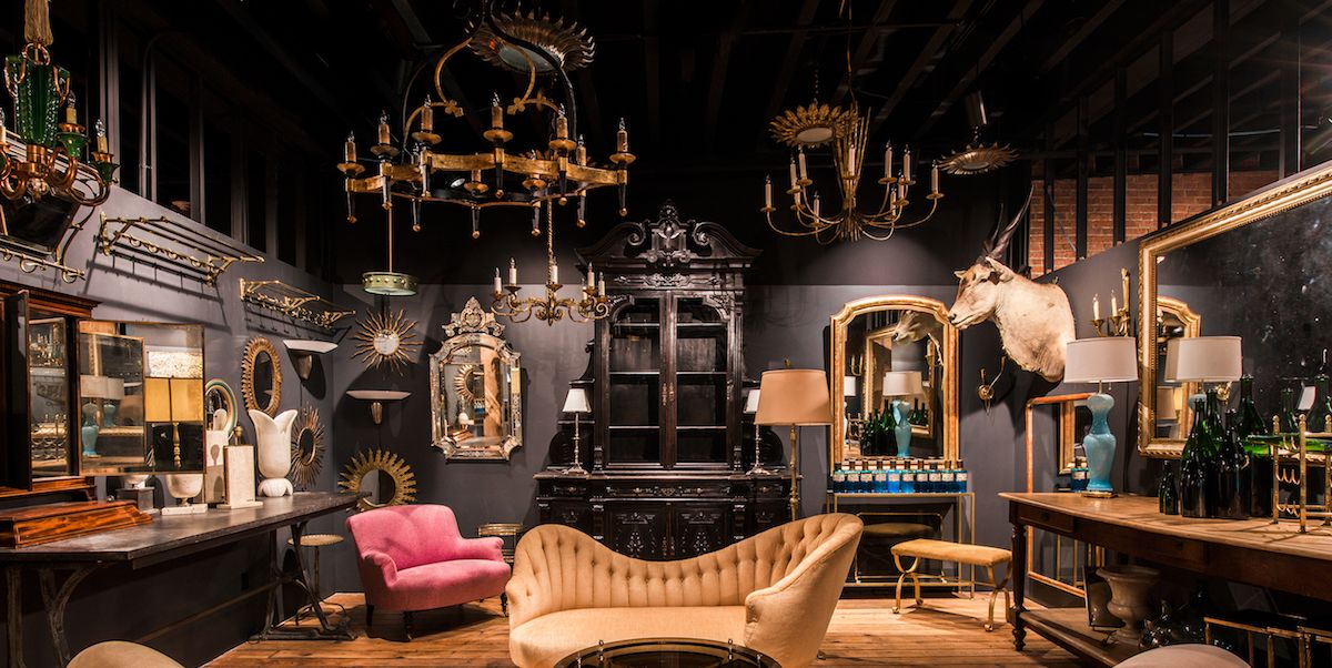 Best Places to Buy Vintage Furniture Online