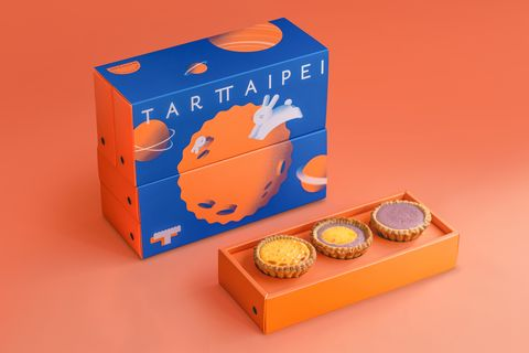 tart taipei推出「銀河月兔」中秋禮盒!結合蛋黃酥與月餅元素,流心內餡+酥塔打造完美口感滋味