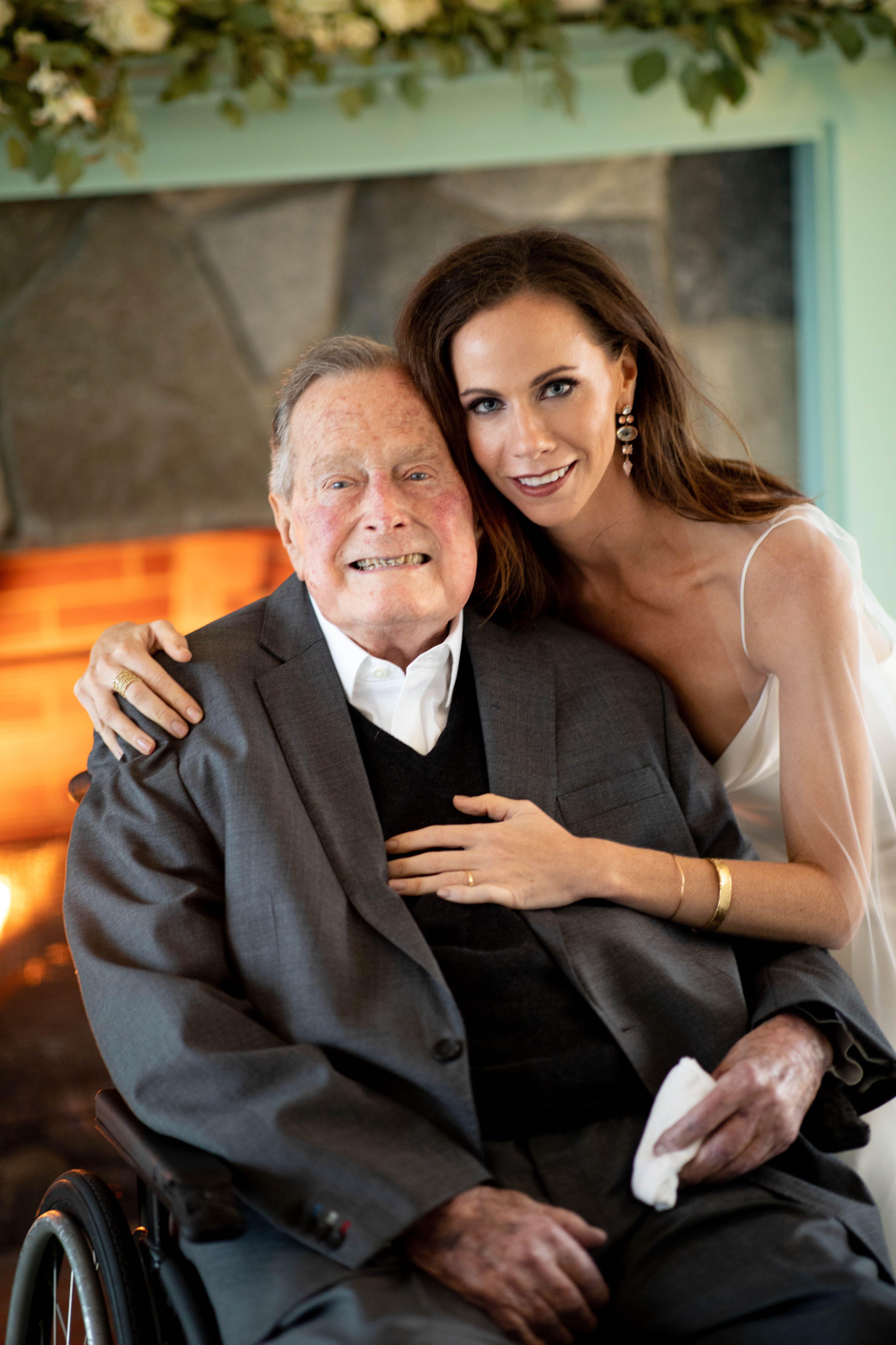 Barbara Bush And Craig Coyne S Official Wedding Photos