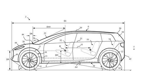 Dyson S Electric Vehicle Design Revealed In Patent