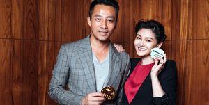 ELLE STYLE AWARDS, ELLE風格大賞, ESA2018, 大S, 汪小菲, 風格名言
