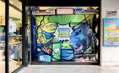 迪士尼史迪奇、三眼怪外星萌主爭霸戰強勢回歸!全新周邊「造型玻璃杯、大頭頭套」台北、高雄登場